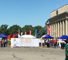 Агропромышленная выставка АЙЫЛ-АГРО в Кыргызской Республике