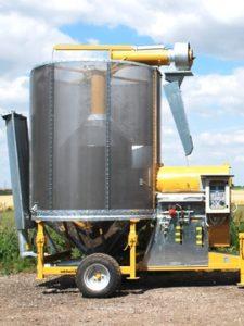 Мобильная зерносушилка CPT 7