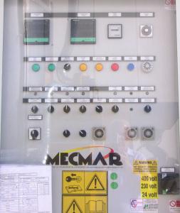 Серия CPT Mecmar - контрольная панель