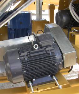 Серия CPT Mecmar - двигатель