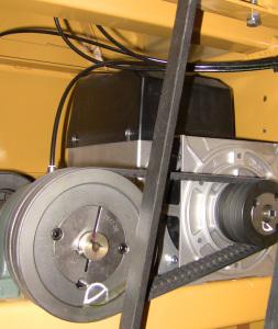 Серия CPT Mecmar - генератор