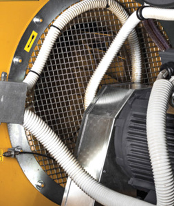 Серия CPT Mecmar - вентилятор
